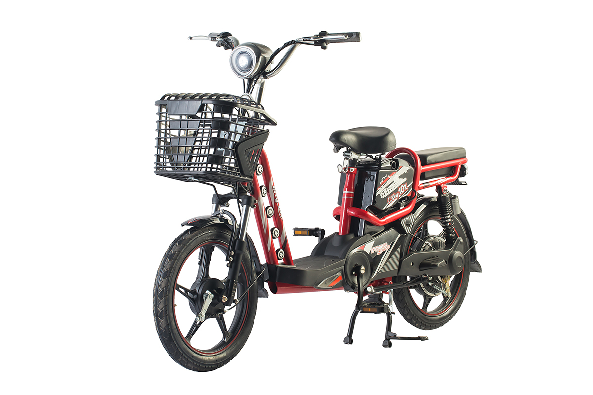 Xe đạp điện City